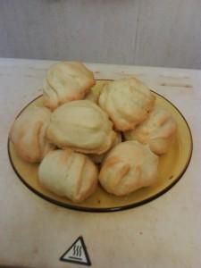 Домашни шприцвани сладки
