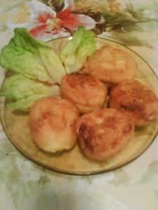 Вкусни вегетариански кюфтета