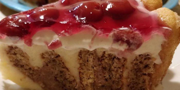 торта охлюв